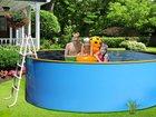 Уникальное foto  Бортовой каркасный бассейн Онтарио 3, 4х1, 0 м 32752646 в Пензе
