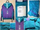 Свежее изображение  Раритетный винтажный спортивный костюм Адидас (1990 г,) 33191958 в Москве