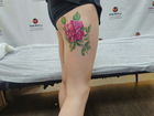 Новое изображение  Художественная татуировка любой сложности от профессионалов 35002700 в Перми