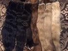 Уникальное фотографию  Накладной хвост из славянских волос, высокое качество - Москва 37629323 в Москве