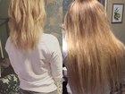 Новое foto  Наращивание волос, частный мастер Москва, коррекция волос, снятие 37658966 в Москве