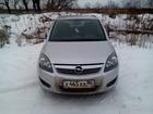 Opel Zafira Универсал в Кургане фото