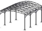 Смотреть фото  Строительство индивидуальных металлоконструкций 37787755 в Симферополь