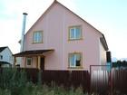 Новое фото  Продается новый дом 140 м2 в селе Перхушково Одинцовский район ижс пмж 38436172 в Одинцово-10