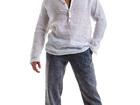 Фотография в   Предлагаем мужскую одежду из 100% льна. Широкий в Яхроме 1