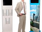 Увидеть фото  Буклетница с рекламным монитором, для выставок, презентаций и шоурумов 38569687 в Москве