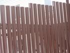 Скачать фотографию  Забор из поликарбоната – прочность профнастила и комфортные условия освещения 39063664 в Москве