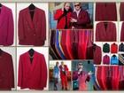 Новое изображение  Малиновые пиджаки 90-х на тематическую вечеринку 39113500 в Москве