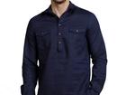 Новое foto  Мужские льняные рубашки оптом 39271937 в Москве