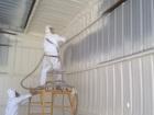 Смотреть фото  Утепление пенополиуретаном ангара,склада,хранилища, гидроизоляция фундамента,кровли 39280568 в Брянске