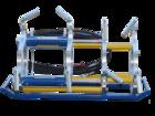 Свежее фото  Гидравлический сварочный аппарат для стыковой сварки полимерных труб 50-160 39647892 в Санкт-Петербурге