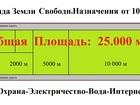 Скачать бесплатно фото  Аренда Земли Свободн, Назначения- от 1000м, от 40руб/мес(А-107, дер, Свитино) 39897452 в Кургане