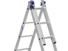 Свежее фото  Алюминиевые лестницы Набережные Челны 39918680 в Набережных Челнах