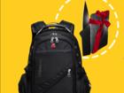 Свежее foto Аксессуары Водонепроницаемые рюкзаки swissgear для активного отдыха и путешествий 52804095 в Кургане