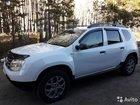 Renault Duster 1.6МТ, 2013, битый, 108239км