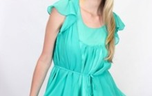 Стильные летние платья оптом