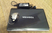 Ноутбук, Toshiba, Satellite, L500-1PP