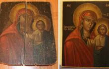 Реставрация икон, Работы любой сложности