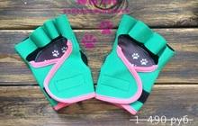 Перчатки и пояс для фитнеса Mia Fit