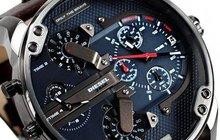 Наручные часы Diesel + портмоне