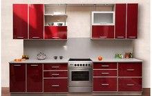 Кухонный гарнитур из пластика купить Москва