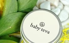 Натуральная израильская косметика Baby Teva для женщин и детей