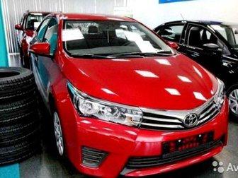 Уникальное изображение  Toyota Corolla 32744130 в Москве