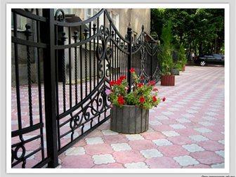 Уникальное фотографию Строительные материалы Тротуарная плитка Ромашка Восточная в сборе 34023032 в Кургане