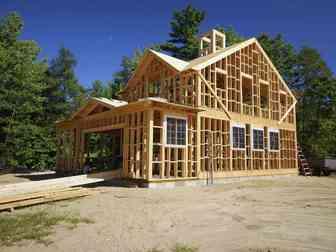 Свежее изображение  Строительство домов коттеджей любой сложности из СИП панелей от 7000р/м2 34987701 в Бийске