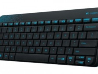 Уникальное фото  Клавиатура + мышь Logitech MK240 35047492 в Новосибирске