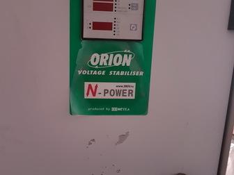 Смотреть фотографию  Стабилизатор напряжения ORTEA Orion 105 на 105 кВт 35458278 в Москве