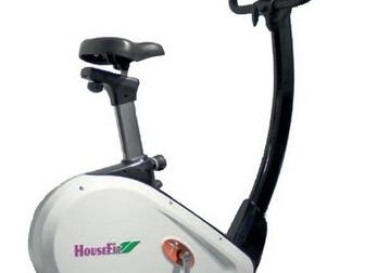 Свежее foto  Велотренажер магнитный, электромагнитный для дома 35834490 в Красноярске