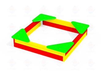 Смотреть фото  Детские песочницы с крышкой и без, песочные дворики 35874699 в Саратове