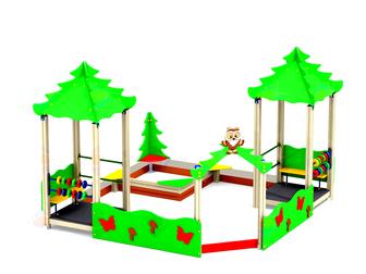 Смотреть изображение  Детские песочницы с крышкой и без, песочные дворики 35874699 в Саратове