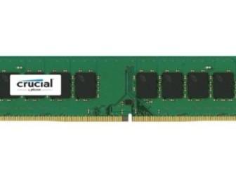 Скачать бесплатно фото  Память Crucial 4Gb DDR3 (CT4G3ERSDD8186D) DIMM ECC Reg PC3-14900 CL13 Rtl 36770254 в Кургане