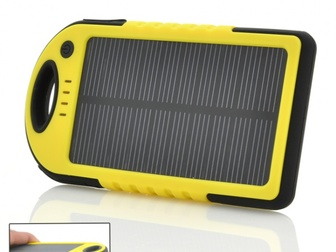 Скачать фотографию  Солнечная зарядка для телефона 38481338 в Москве