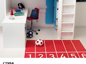 Новое фото  Детская мебель ikea ( икеа, икея) 38694696 в Кургане