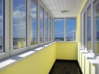 Скачать бесплатно изображение  Остекление балконов под ключ, остекление лоджий 39342007 в Москве