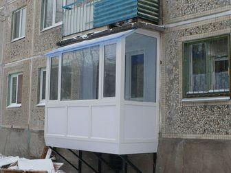 Свежее изображение  Остекление балкона под ключ, Цены на остекление 39342030 в Москве