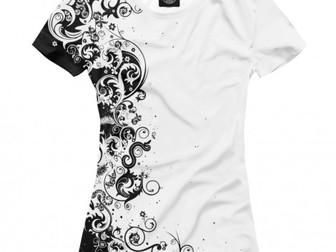 Увидеть фото  Мега распродажа женских и мужских футболок, 39443291 в Москве