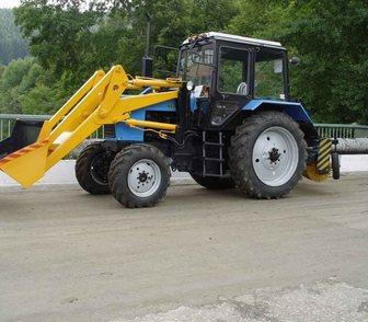 Фото в Авто Спецтехника Подметально-уборочный трактор Мк-3 на базе в Кургане 1330000