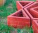 Фотография в Прочее,  разное Разное Вазон-цветочница Треугольник ( полимер-песчаный) в Кургане 900