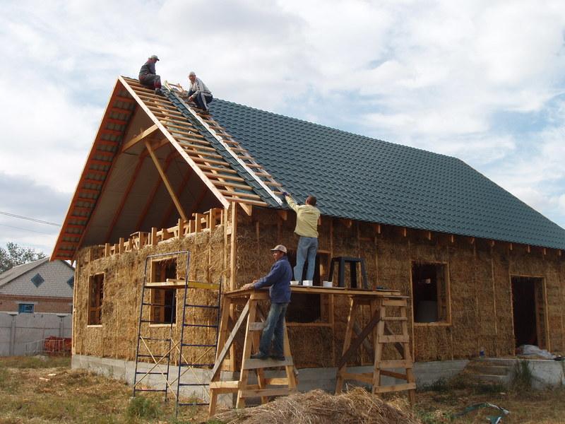 Все про строительство дома своими руками от и до