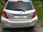 Toyota Vitz 1.3CVT, 2014, хетчбэк