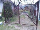 Изображение в Прочее,  разное Разное Продаем ворота и калитки для сада, огорода, в Куровском 4250