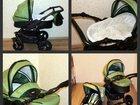 Скачать foto Детские коляски Коляска Dorjan Danny Sport Prestige, 2 в 1 32570287 в Курске