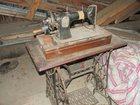Просмотреть фотографию Антиквариат старинный утюг,машинка ЗИНГЕР, старинные монеты, 33797825 в Курске