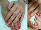 Фотография в Красота и здоровье Салоны красоты Покрытие ногтей гель-лаком + дизайны, наращивание в Курске 500