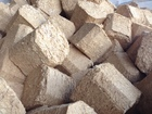 Уникальное фото Разное Брикет топливный (хвойная порода древесины) 39428298 в Курске