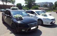 Кортеж 46 - заказ авто на свадьбу